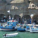 barche ormeggiate ventotente