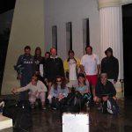 foto di gruppo Mar Rosso